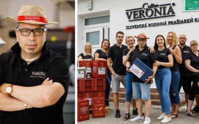 ROZHOVOR: Kávový príbeh Oldřicha Holiša z Coffee Veronia je jeden z najinšpiratívnejších na Slovensku