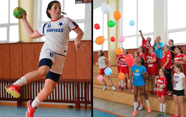 Hádzaná v Seredi otvára svoje dvere všetkým dievčatám, ktoré majú chuť športovať