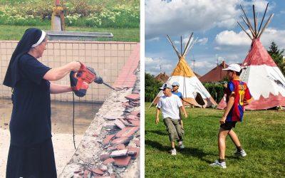 Počuli ste už o indiánskom tábore v Seredi? V našom meste ich tradícia žije už 9 rokov