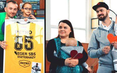 V Seredi sa vďaka hádzanej a dobrým ľuďom pomohlo malej Alžbetke sumou 4 000 eur