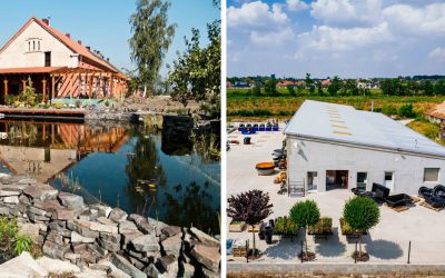 Z Anglicka sa vrátili do Dolnej Stredy a vybudovali najväčšie jazierkové centrum na Slovensku