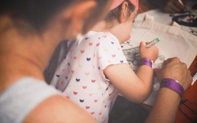 Akcia Míľa pre mamu 2018 v Seredi bola krásnou oslavou všetkých matiek (fotoreport)
