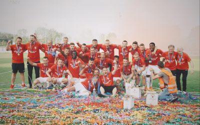 ŠKF Sereď sa zapísala do futbalovej histórie mesta a postarala sa o obrovský úspech, na ktorý klub čakal 104 rokov.