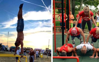 Neuveríte, čo títo športovci dokážu s vlastným telom. V Seredi uvidíme jedinečné akrobatické kúsky v rámci súťaže CalistheniX Workout