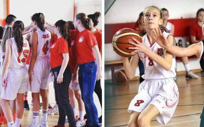 Turnaj plný náročných súperov preveril seredské basketbalitky. Naša hráčka sa dostala do All-Stars tímu