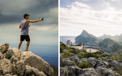 Mladý seredský cestovateľ Jakub si vás získa nádhernými zábermi z rôznych kútov sveta