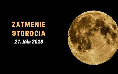 Nenechajte si újsť najdlhšie zatmenie Mesiaca v tomto storočí