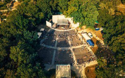 Mestský amfiteáter v Seredi – program na mesiac júl