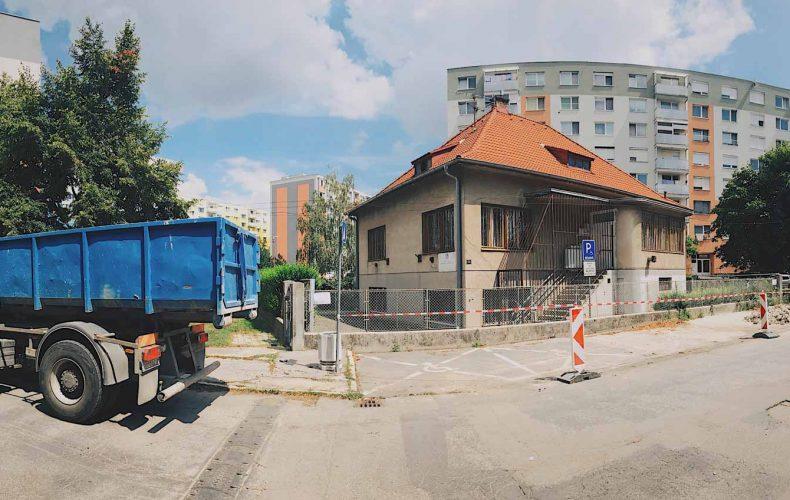 V bývalom Centre voľného času prebieha rekonštrukcia. Čo mesto plánuje v budove zriadiť?