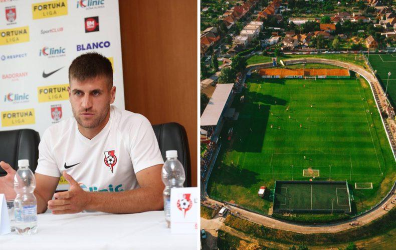Kto je novým sponzorom klubu ŠKF Sereď a na akom štadióne bude klub hrať? Informácie, ktoré by ste pred ich prvým zápasom mali vedieť