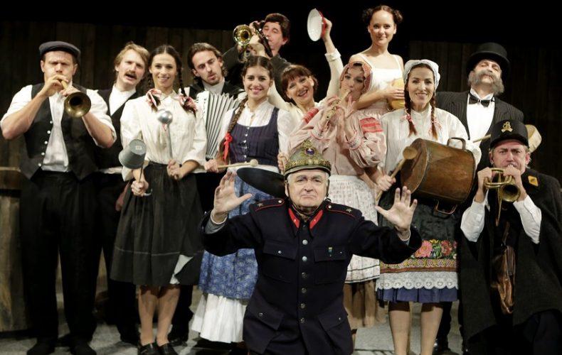 Jedinečné Radošinské naivné divadlo sa v Seredi predstaví aj so SĽUKOM už tento august