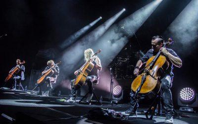 Fenomenálna Apocalyptica ovládla viac ako 4000 ľudí. Bude si Sereď tento koncert pamätať?