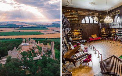 5 vecí, ktoré musíte zažiť na výlete do dedinky Oponice