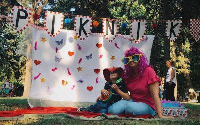 FOTOREPORT: Piknik prilákal stovky návštevníkov do Zámockého parku
