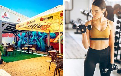 Dream Body v seredskej hale Relax buduje moderné miesto pre športovanie a zábavu. Takto to tu vyzerá po novom