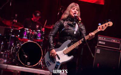 Suzi Quatro roztlieskala Sereď úžasným koncertom (Fotoreport)