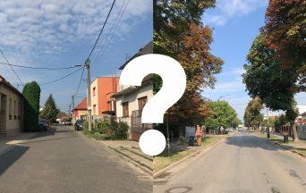 Dokážete spoznať ulice v Seredi iba z jedinej fotky? Tento kvíz preverí vašu mestskú orientáciu