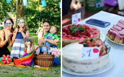 Užite si koniec leta na krásnom pikniku. V Zámockom parku bude opäť veselo