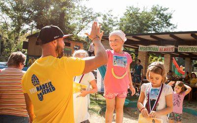 Beh Nádeje v Seredi bol fantastickou ukážkou toho, ako sa dá pomáhať
