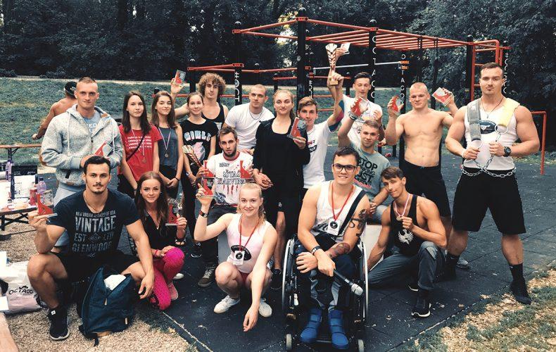 Ako dopadol prvý ročník CalistheniX Workout Competition 2018 v Seredi?