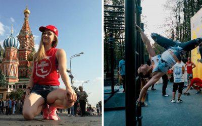 ZPaty priamo do Moskvy. Naša vicemajsterka Veronika sa zúčastnila svetovej workout súťaže v Rusku