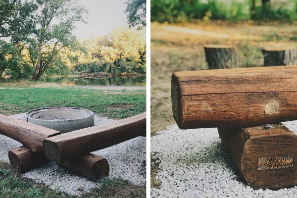 V Seredi vznikli nové miesta na opekanie a sedenie v krásnom prostredí Váhu. Kde ich nájdete?