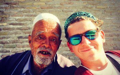 Maťo Lámala zo Serede vám priblíži tajuplný Uzbekistan, ktorý zažil na vlastnej koži