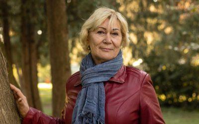 Ružena Scherhauferová je najúspešnejšia spisovateľka z nášho mesta. Čo všetko nám o sebe prezradila? (Rozhovor)