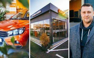 V neďalekej Galante si môžete zaobstarať automobil legendárnej značky LADA za bezkonkurenčné ceny na trhu