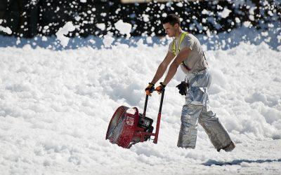 Odpratávanie snehu už viac nebude pre Seredčanov povinnosť. Čo sa mení?