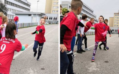 Atletický klub ZŠ J. Fándlyho dokázal, že má najrýchlejšie deti v našom regióne