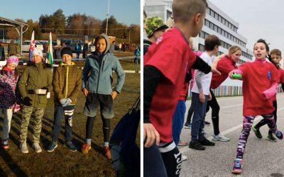 Na celoslovenskom kole štafetového behu nás reprezentovali žiaci ZŠ J. Fándlyho. Prečítajte si ako dopadli