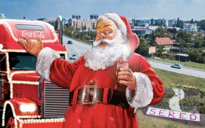 Do Serede príde po prvýkrát vianočný kamión Coca Cola a spolu s ním aj nezabudnuteľná atmosféra Vianoc