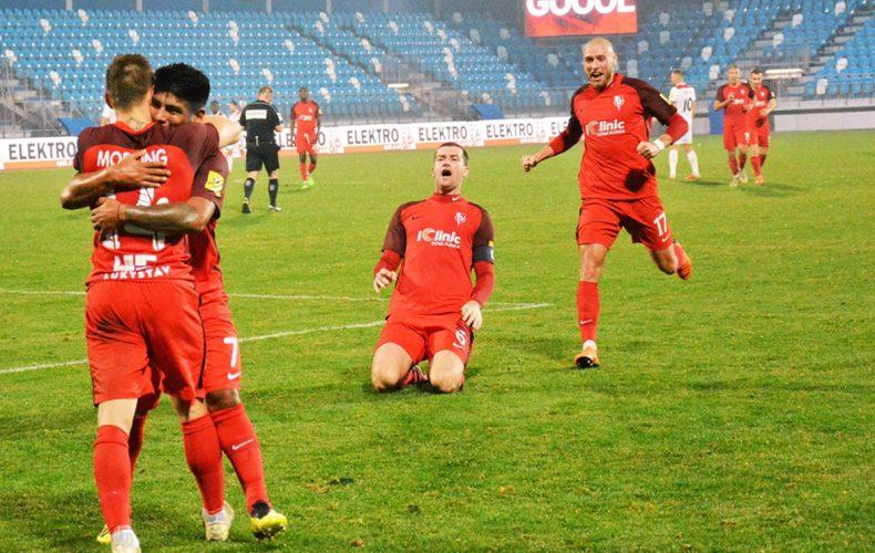 ŠKF iClinic Sereď opäť vyhrala a bodovala v 3 zápase po sebe. Pozrite sa na krásne góly nášho mužstva