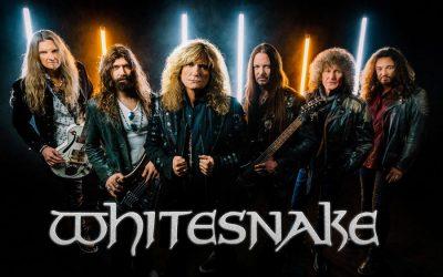 Legendárna kapela Whitesnake sa predstaví v Seredi. Svetové koncerty v amfiku pokračujú