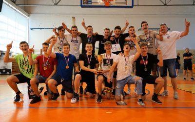 Gratulujeme! Seredskí basketbalisti sú najlepším športovým kolektívom Trnavského kraja