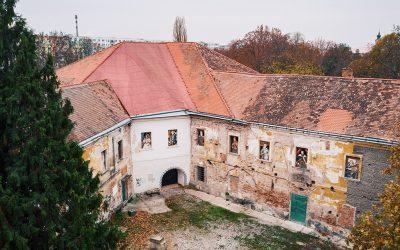 Aké tajomstvá ukrýva kaštieľ v Seredi? Prečítajte si 15 vecí, ktoré ste možno nevedeli