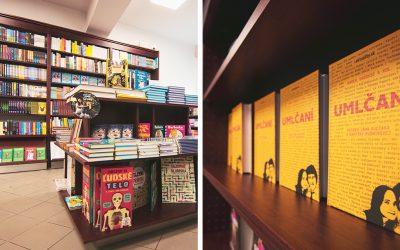 Panta Rhei otvorila kníhkupectvo v Seredi. Toto je správa roka pre všetkých milovníkov kníh