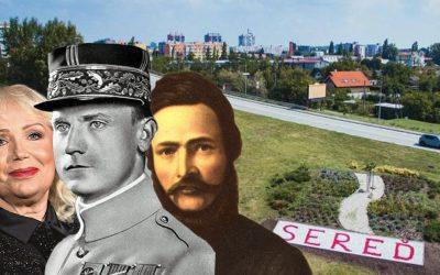 ANKETA: Koho by Seredčania zvolili za najväčšieho Slováka?