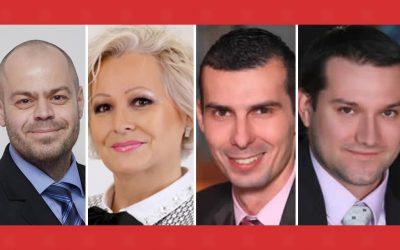 Štyria poslanci, ktorí vás v Seredi oddajú. Čo všetko obnáša svadba na úrade?