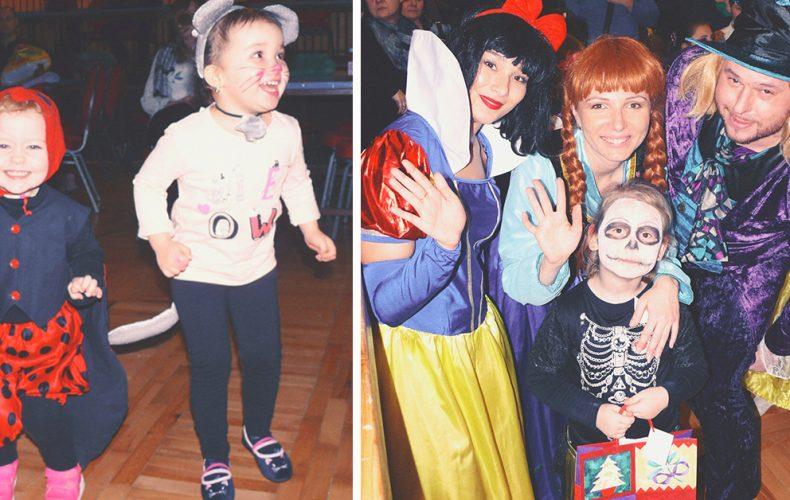 RC MAMA klub opäť nesklamal. Detský karneval bol plný radosti, smiechu a tanca