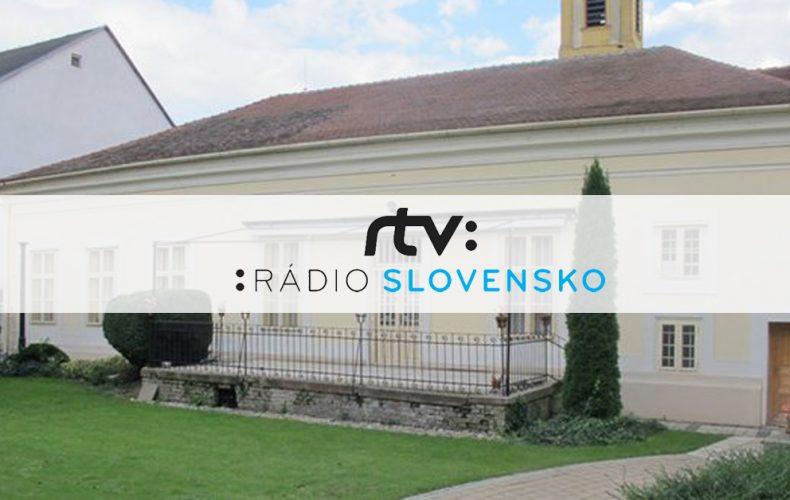 Mestské múzeum v Seredi sa dostalo do hlavného vysielania. Reláciu si môžete vypočuť už dnes