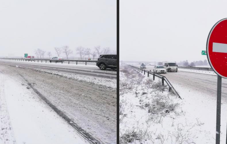Želáme vám bezpečnú cestu domov. Snehová kalamita v Trnavskom kraji postihla aj Sereď