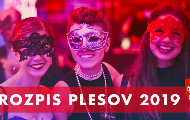 Plesová sezóna 2019 v Seredi štartuje už tento víkend. Prinášame vám prehľadný rozpis plesov a zábav