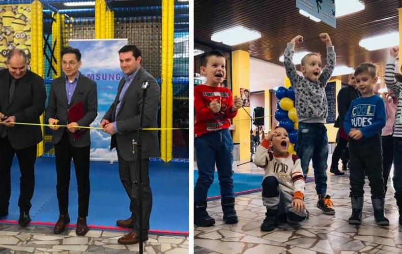 Detské indoorové ihrisko v kine Nova malo svojich prvých návštevníkov. Vieme oficiálny termín otvorenia