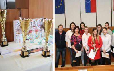 Toto sú najlepší športovci a športové kolektívy mesta Sereď za rok 2018 (fotoreport)