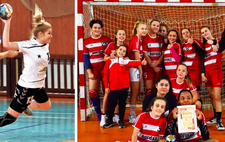 Ženy prehrali, no mladšie a staršie žiačky HK Slávia Sereď opäť s dvomi víťazstvami