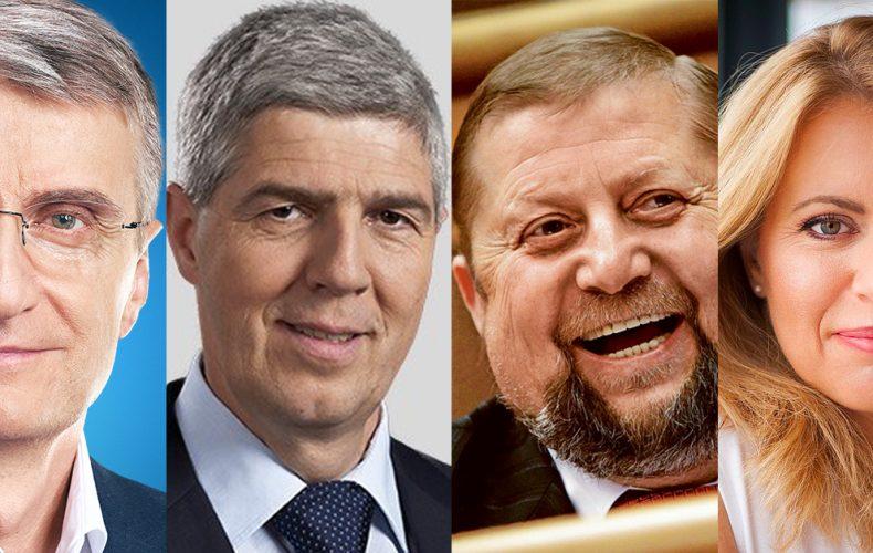 Koho budú voliť Seredčania za prezidenta? Toto je 15 kandidátov na hlavu nášho štátu