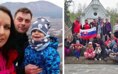 Seredčan Michal chce spájať všetkých milovníkov turistiky a prírody z nášho mesta