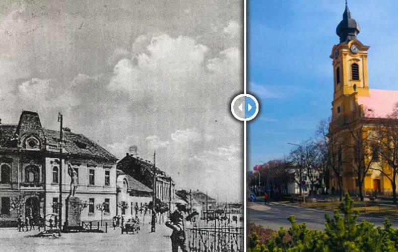Páči sa vám viac historická alebo súčasná Sereď? Porovnajte si ďalšie lokality nášho mesta